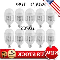 10x US E27 10W 110V Mosquito Fly Bug Insect Killer Lamp Zapp