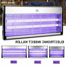110V 20/30/40W Indoor Mosquito Killer Bug Zapper Insect Kill