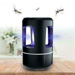 12V USB Mosquito Killer Lamp Insect Fly Bug Zapper Trap Pest