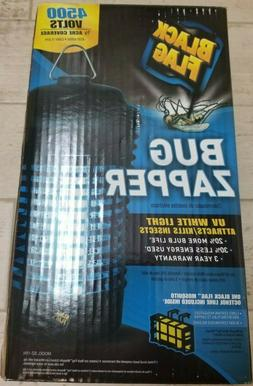 BLACK FLAG 15-Watt Outdoor Electric Bug Zapper 4500 Volts Ha