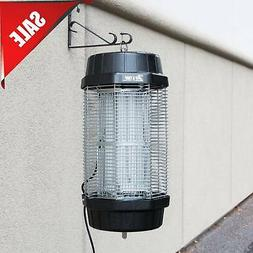 150W Outdoor Plastic Flying Insect Trap Durable Killer Black