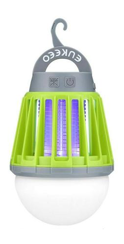 2-in-1 Camping Lantern Mosquito Bug Zapper Tent Light IPX6 W