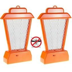 2 Pc Bug Zapper Insect Bug Trap Controller Mosquito Repellen