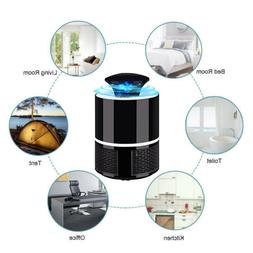 2019 Hot Mosquito Killer Fly Bug Control Light Trap Suction