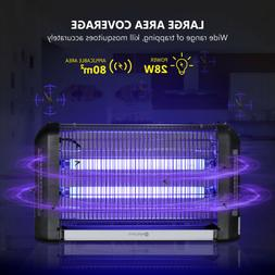20W Electric Indoor UV Mosquito Killer Bug Zapper Pest Light