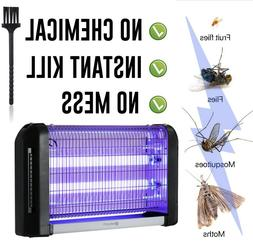 20w electronic mosquito bug fly pest killer