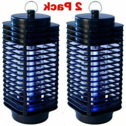 2PACK Electric UV Mosquito Killer Lamp Outdoor Indoor Fly Bu