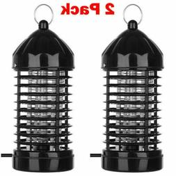 2PACK Electric UV Mosquito Killer Lamp Outdoor/Indoor Fly Bu