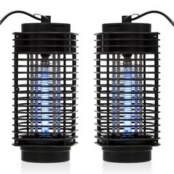 2PCS Indoor Bug Zapper Mosquito Trap Lamp Light Bulb Electro