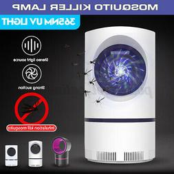 365nm UV Light Electronic Mosquito Trapper Bug Zapper Safety