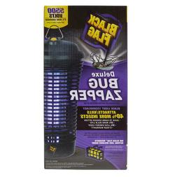 5500 Volt 40W Bug Flies Zapper Black Light Outdoor Large Are