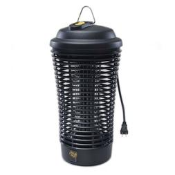 5500 Volt Deluxe Bug Zapper Plug In Dusk Dawn Sensor Switch