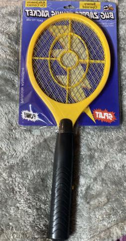 Battery Operated Bug Zapper Tennis Racket 8 Pack