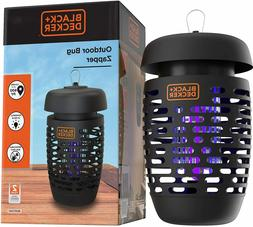 BLACK+DECKER Hanging Bug Zapper for Waterproof Design Indoor