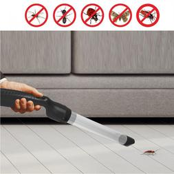 Bug Electric Insect Killer Suction Mosquito Fly Catcher Vacu