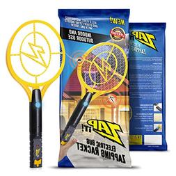 Zap-It! Bug Zapper - Rechargeable Bug Zapper Racket - 3000 V