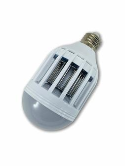 Bug Zapper LED Bulb Natural/Day Bright fruit fly, mosquito z