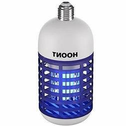 Hoont Bug Zapper Bulb Traps Fly Bug Mosquito Insect Indoor O