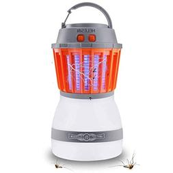 bug zapper camping lamp