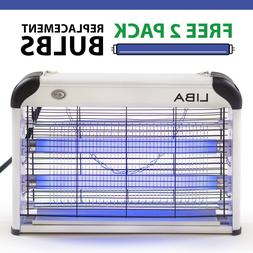 Bug Zapper Electric Indoor Insect Killer Mosquito Bug Fly &