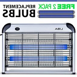 LiBa Bug Zapper Electric Indoor Insect Killer Mosquito, Bug,
