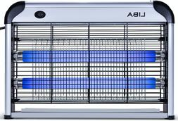 LiBa Bug Zapper Electric Indoor Insect Killer Mosquito,, Fly