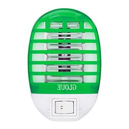 GLOUE Bug Zapper Electronic Insect Mosquito Killer Night Lam