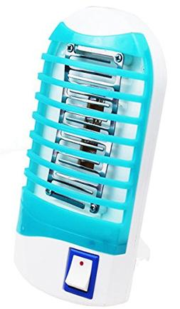 GLOUE Bug Zapper Electronic Insect Killer,Fly Zapper,Mosquit