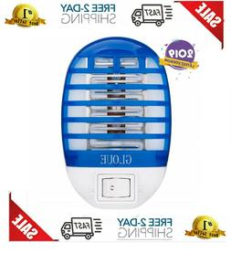 GLOUE Bug Mosquito Zapper Electronic Insect Killer Eliminate