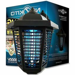 Nozkito Bug Zapper Lantern for Outdoor and Indoor Use. Mosqu