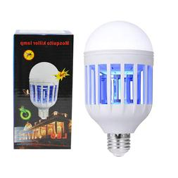 Bug Zapper Light Bulb 110V 12W Mosquito Killer Insect Killer