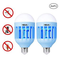 BLQH Bug Zapper Light Bulb,Insect Kille