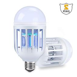 Bug Zapper Light Bulbs  Mosquito Killer Lamp, LED Electronic