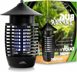 Bug Zapper Mosquito and Insect Killer  ~ Indoor/Outdoor Wate