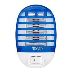GLOUE Bug Zapper Mosquito Lamp Electronic Insect Killer Indo