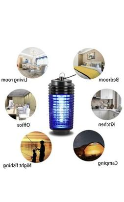 XMSTORE Bug Zapper, Portable Standing or Hanging Zapper for
