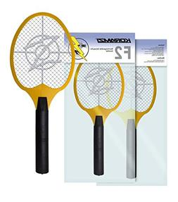 Koramzi Bug Zapper Racket Fly Swatter Mosquito Killer, Zap M
