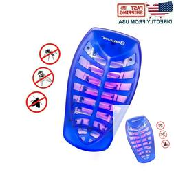 ISELECTOR Bug Zapper Upgraded Mosquito Killer with Night Lam