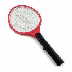 Cordless Bug Zapper Mosquito Insect Electric Fly Swatter Pes