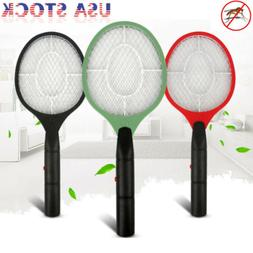 Cordless Bug Zapper Mosquito Insect Electric Swatter Fly Pes
