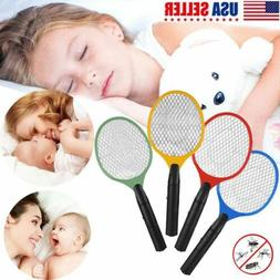 Cordless Electronic Bug Zapper Mosquito Insect Electric Fly