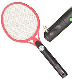 New Cordless Rechargeable Bug Zapper Mosquito Insect Electri