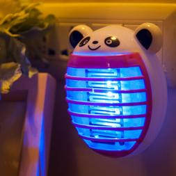 Cute LED Plug in Insect Zapper Mosquito Repeller Bug Killer