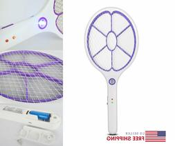 JJMG New Electric Bug Zapper Fly Swatter Zap Mosquito Zapper
