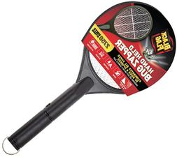 Electric Bug Zapper Handheld Racket Mosquito Wasp Insect Kil