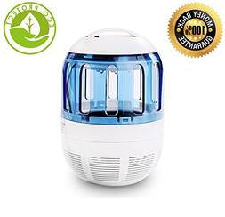 Unop Electric Bug Zapper, Mosquito/Insect Killer Trap with U