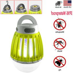 Electric Bug Zapper Lamp Mosquito Killer Insect Fly Light Bu
