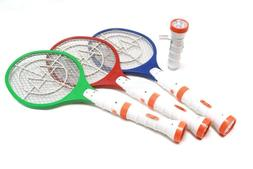 DLUX Electric Bug Zapper Racket, Fly Swatter, Rechargeable w
