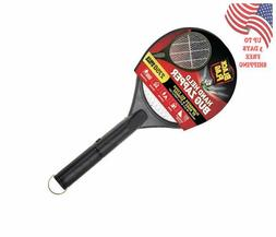 Black Flag Electric Bug Zapper Racket Mosquito Fly Swatter I