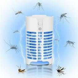 Electric Bug Zapper Trap Mosquito Killer Fly Eliminator Repe